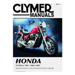 Clymer Manual Honda VT700 / VT750 Shadow 1983-1987