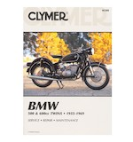 Clymer Manual BMW 500 / 600 Twins 55-69