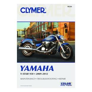 Clymer Manual Yamaha V Star 950 2009-2012