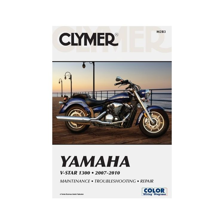 Clymer Manual Yamaha V Star