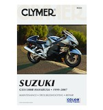 Clymer Manual Suzuki GSX1300R 1999-2007