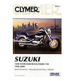Clymer Manual Suzuki 1500 Intruder / Boulevard C90 1998-2009