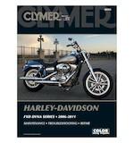 Clymer Manual Harley-Davidson FXD Dyna Series 2006-2011
