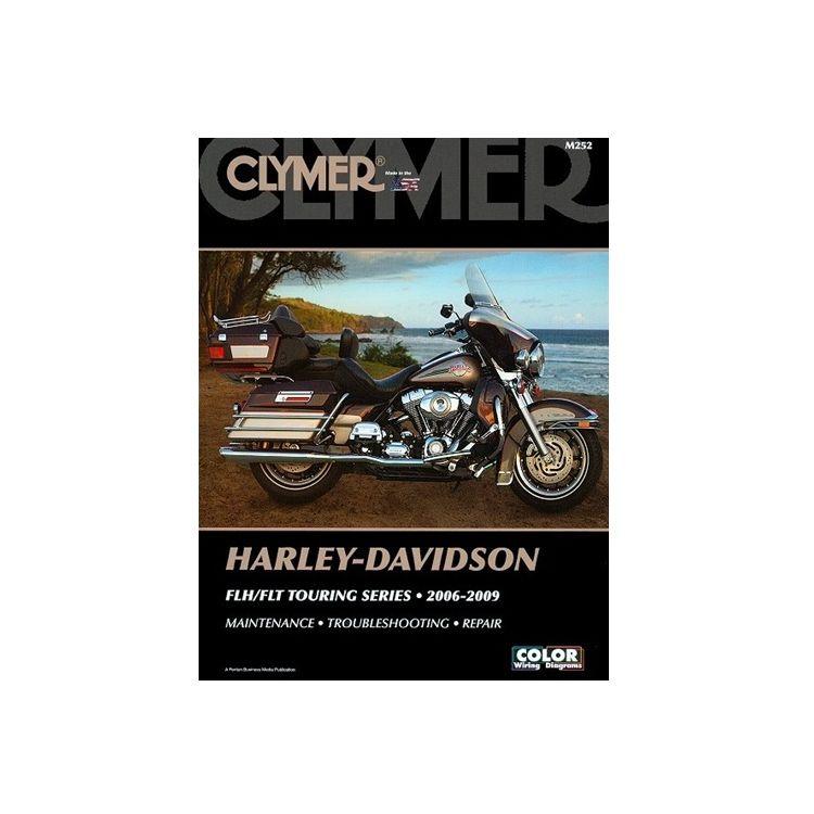 Clymer Manual Harley-Davidson FLF / FLT Touring Series 2006-2009