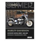 Clymer Manual Harley-Davidson FLS / FXS / FXC Softail Series 2006-2009