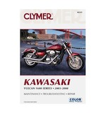 Clymer Manual Kawasaki Vulcan 1600 Series 2003-2008