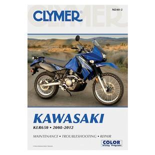 Clymer Manual Kawasaki KLR650 2008-2012
