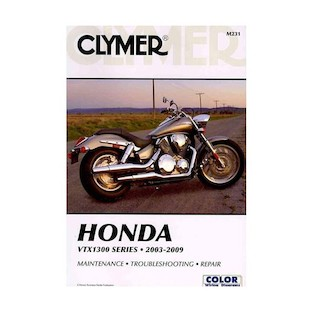 Clymer Manual Honda VTX1300 Series 2003-2009