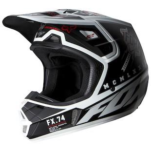 Fox Racing V2 Overseer Helmet