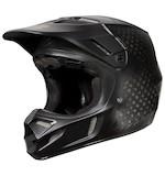 Fox Racing V4 Matte Carbon Helmet