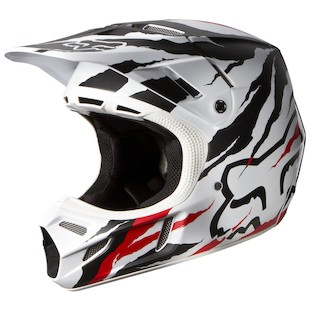 Fox Racing V4 Forzaken Helmet