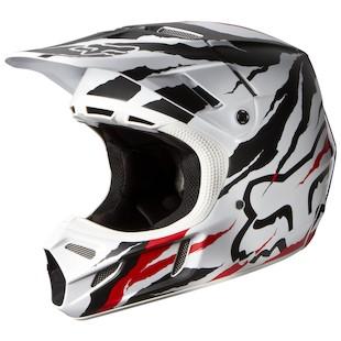 Fox Racing V4 Forzaken Helmet