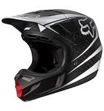 Fox Racing V4 Carbon Reveal Helmet