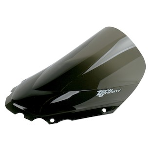 Zero Gravity Double Bubble Windscreen Kawasaki KLR650 2008-2014