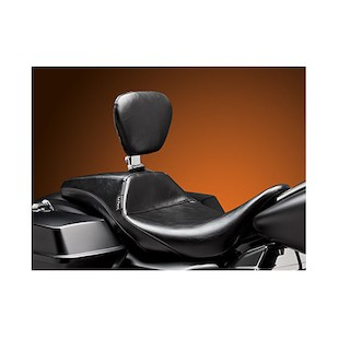 Le Pera Outcast Daddy Long Legs Seat For Harley Touring 2008-2014