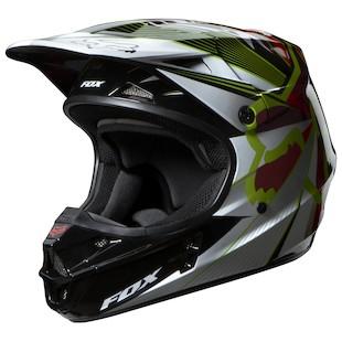 Fox Racing V1 Radeon Helmet