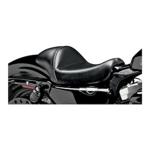 Le Pera Stubs Cafe Seat For Harley Sportster 2004-2006 And 2010-2014