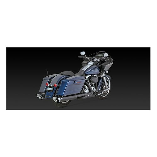 Harley Touring Slip On Reviews