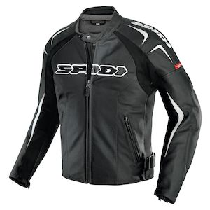 Spidi Track Wind Leather Jacket