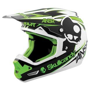 Answer Evolve Skullcandy III Helmet