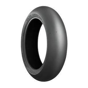 Bridgestone Battlax V01 Racing Slick Rear Tires