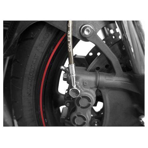 galfer sportbike front brake line yamaha r1 2009 2014. Black Bedroom Furniture Sets. Home Design Ideas