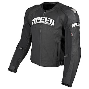 Speed and Strength Twist of Fate Leather Jacket