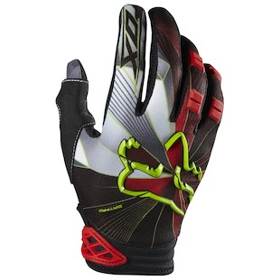 Fox Racing Dirtpaw Radeon Gloves (XL Only)