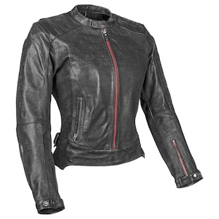Speed and Strength Women's Black Widow Jacket