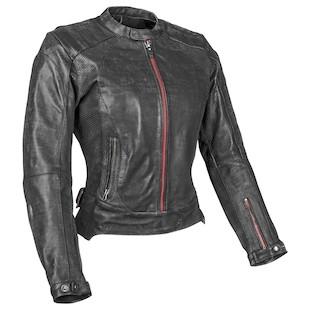 Speed and Strength Women's Black Widow Jacket