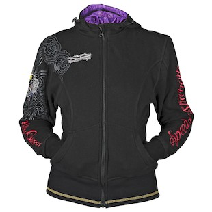 Speed and Strength Killer Queen Armored Women's Hoody
