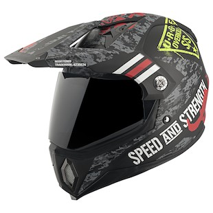 Speed and Strength SS2500 Urge Overkill Helmet