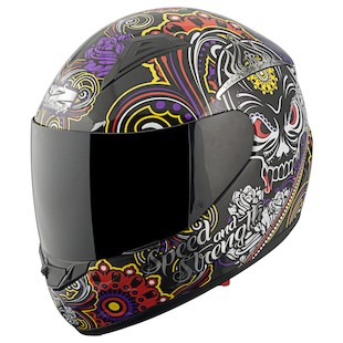 Speed and Strength Women's SS1500 Killer Queen Helmet (Size XS Only)