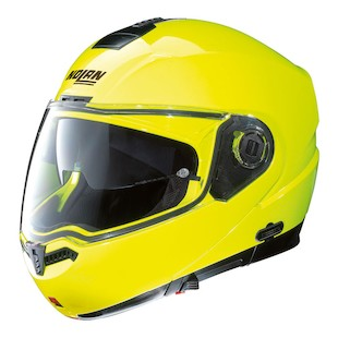 Nolan N104 Hi-Viz Helmet
