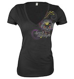 Speed and Strength Killer Queen V-Neck T-Shirt