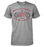 Speed and Strength Hot Rods T-Shirt
