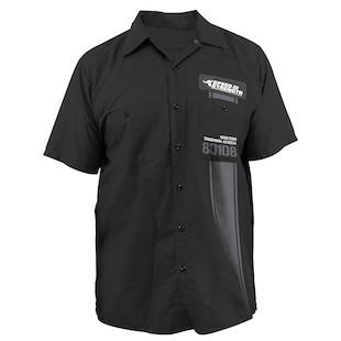 Speed and Strength Dealer Imprint Garage Shirt