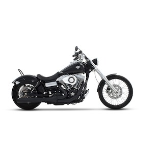 Rinehart 2-Into-1 Exhaust For Harley Dyna 2006-2017