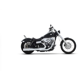 Rinehart 2-Into-1 Exhaust System For Harley Dyna 2006-2014