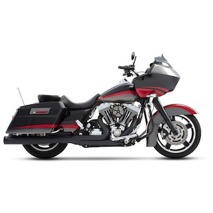 Rinehart 2-Into-1 Exhaust System For Harley Touring 2009-2014