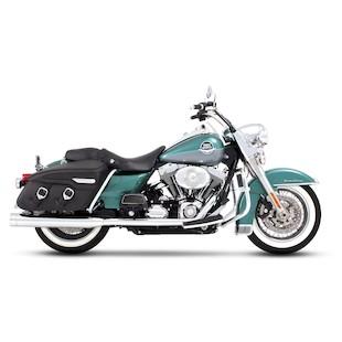 Rinehart True Duals Exhaust For Harley Touring 1995-2008