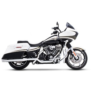 Rinehart Xtreme True Duals For Harley Touring 2009-2014