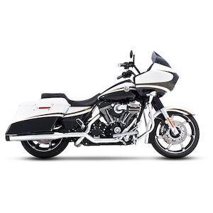 "Rinehart 4"" Xtreme True Duals For Harley Touring 2009-2016"