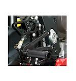 Woodcraft Complete Rearset Kit Triumph Daytona 675 2006-2012