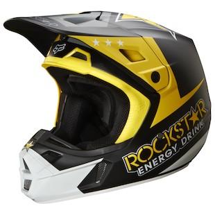 Fox Racing V2 Rockstar Helmet