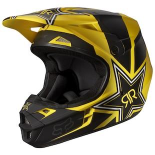 Fox Racing V1 Rockstar Helmet
