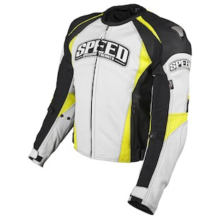 Speed and Strength Twist of Fate Leather Jacket (Size 48 Only)