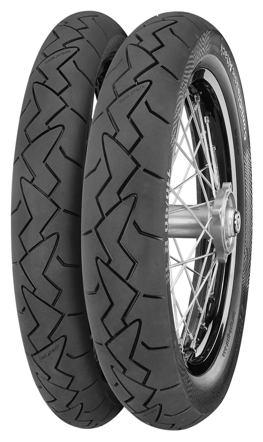 Continental Snow Tires >> Continental Classic Attack Vintage Radial Tires | 15% ($28 ...