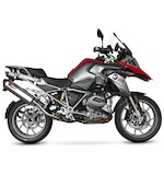 Scorpion Serket Parallel Slip-On Exhaust BMW R1200GS 2014