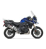 Yoshimura RS-4 Slip-On Exhaust Triumph Tiger Explorer 2012-2013
